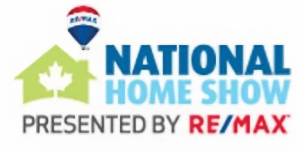 The National Home / Canada Blooms Show 2020