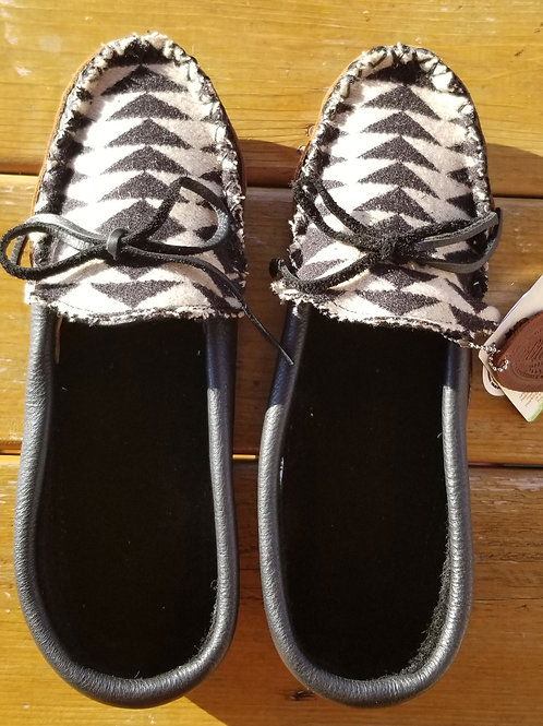In the Ville  Custom Hides in Hand Moccasin - Size 11