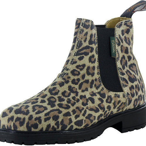Limited Edition!! Leopard Boots - Style 691130
