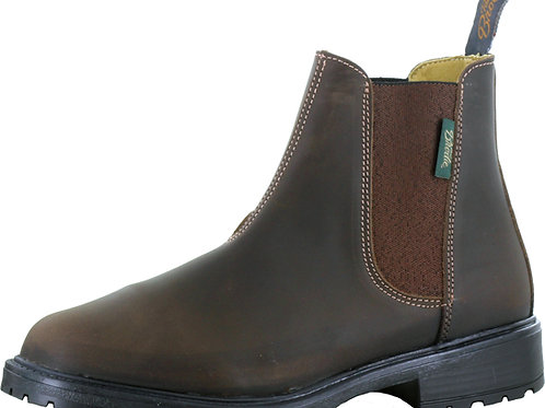 Ellie - Crazy Horse Brown Boots - Style 691130