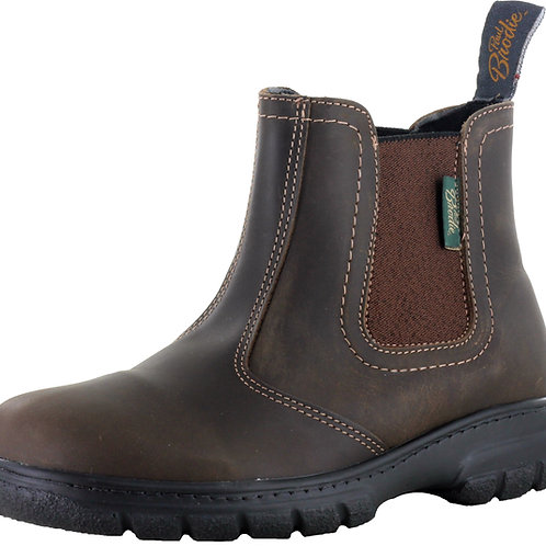 Maddy - Crazy Horse Brown Boots - Style 446040