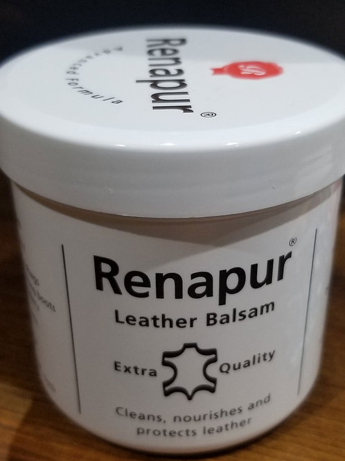 The Ultimate in Leather Care - Renapur, 200ml