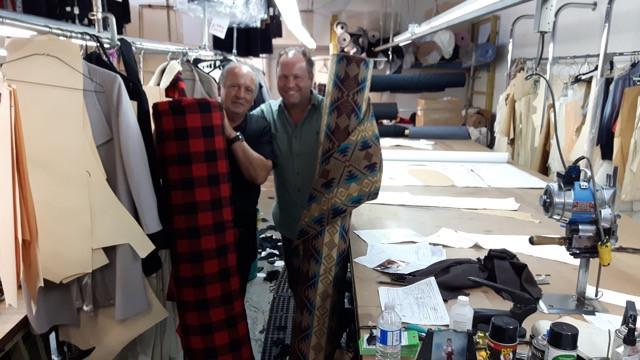 Paul Brodie Coat Factory