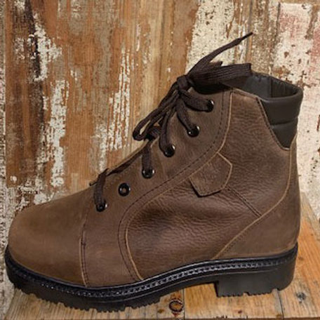 The Trekker Boot - Old West Brown Leather