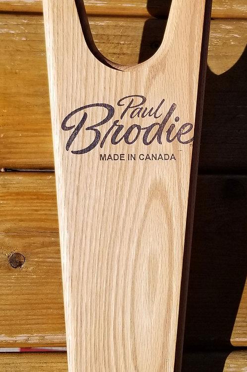 Paul Brodie Oak Wood Boot Jack