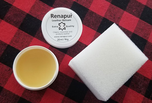 The Ultimate in Leather Care Sampler - Renapur, 20ml