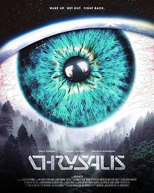 Completed Shooting For Chrysalis