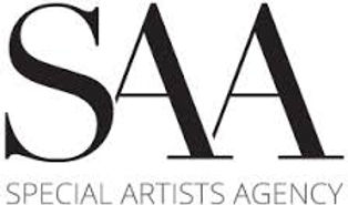 NEW COMMERCIAL REPRESENTATION with SPECIAL ARTISTS AGENCY