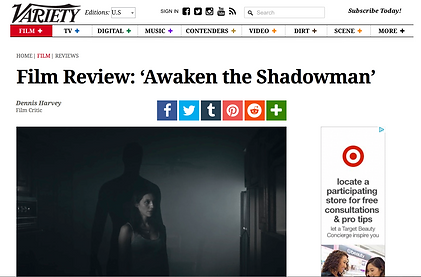 Variety Film Review: Jean Smart and Emily Somers star in indie thriller Awaken the Shadowman (formerly The Ones Above).