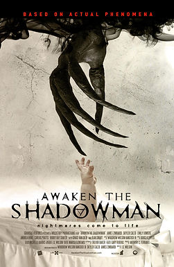 Official Trailer and Poster for AWAKEN THE SHADOWMAN