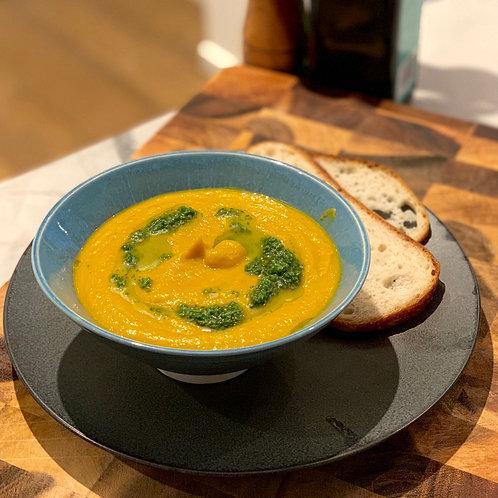 Green Wellness Soup