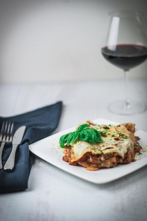 Classic Chicken Lasagne