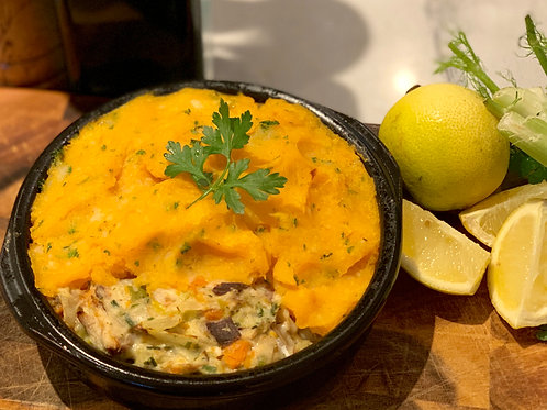 Smoked & Fresh Fish Pie