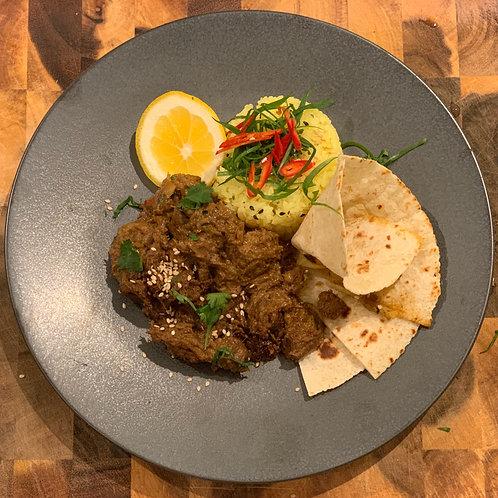 Beef Rendang & Coconut Rice