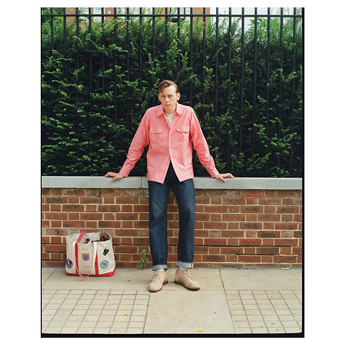 Red Chambray - Leisure Shirt