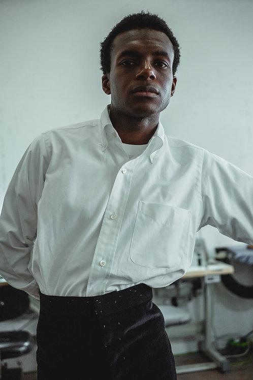 White Oxford - Button Down Shirt