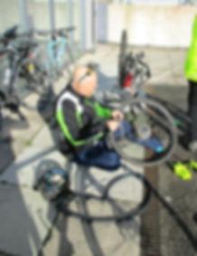 Puncture Repair Brighton Cycling UK