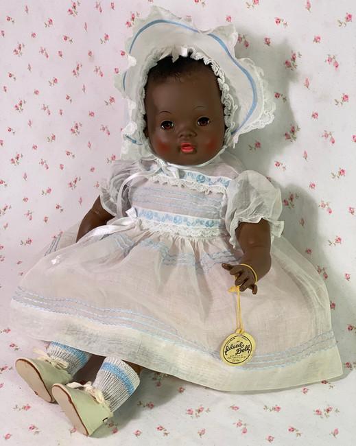 RARE Vintage 1952 Ideal Black Saralee SARA LEE Doll