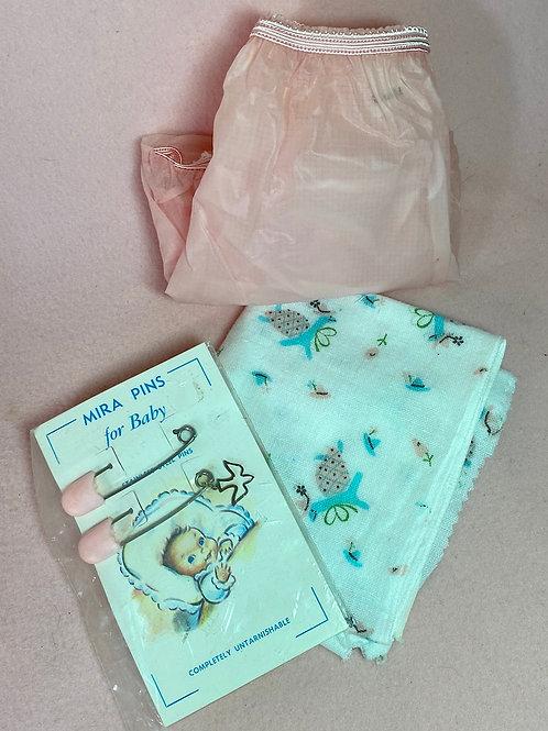 Effanbee Dy-Dee Lou Diaper Set