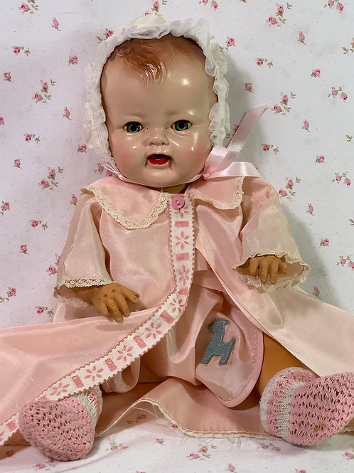 Very Rare 1952 American Character I Love Lucy Baby Doll
