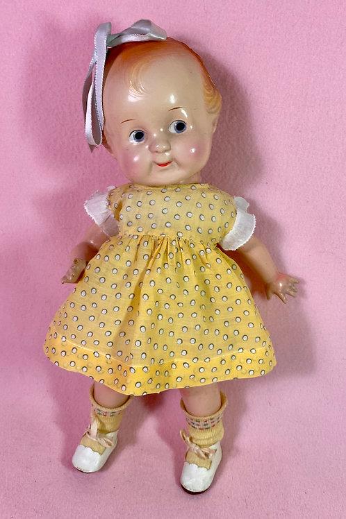 1930s Arranbee R&B KEWTY Composition Doll