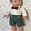 "Thumbnail: 1937 Effanbee 13"" Skippy Boy ALL Original UNPlayed with Doll -- Patsy Boyfriend"