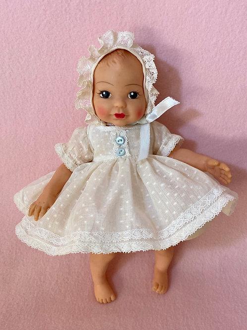 """RARE 1950s All Original 10"""" Linda Baby by Terri Lee"""