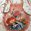 "Thumbnail: RARE Issue ""Alice Among the Flowers"" Effanbee Dy-Dee Baby APRON - BIB"
