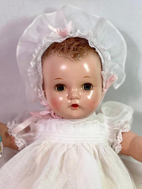 "1930s Vintage 14"" Princess Beatrix Baby Doll"