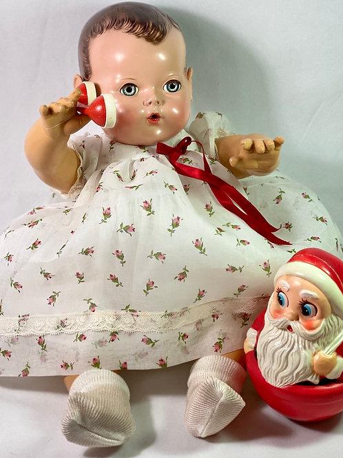"""1940s Effanbee 20"""" Dy-Dee Dress Set from Original Pattern"""