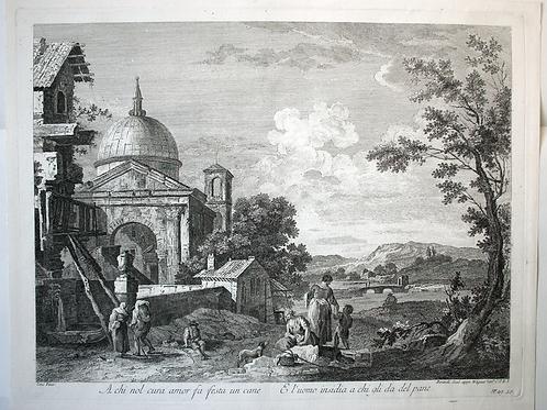 OMP.67 – BERARDI, Fabio (Siena 1728-Venezia 1788)