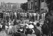 1974 Milano, Dario Fo alla Palazzina Lib