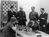 1970 Milano, Circolo degli scacchi.jpg