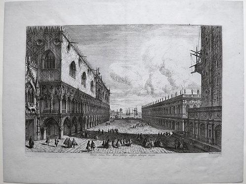 OMP.73 – MARIESCHI, Michele (Venezia 1710-43)