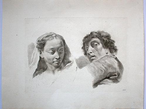 OMP.52 – PITTERI, Marco Alvise (Venezia 1702-1786)