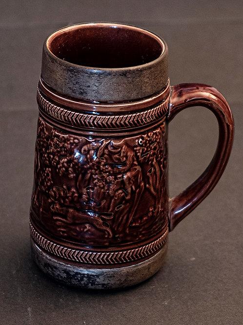 MO.24 – Boccale da birra in ceramica cm 14