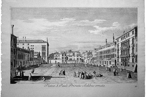 OMP.03 – VISENTINI, Antonio (Venezia 1688-1782)