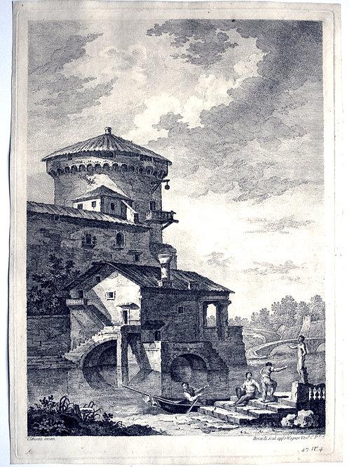 OMP.49 – BERARDI, Fabio (Siena 1728-Venezia 1788)