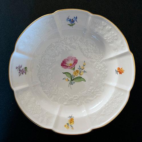 MO.12 – Piatto in porcellana, Meissen, Ø cm 20