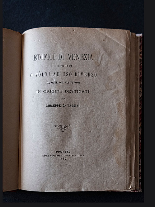 ARB.1846 – Giuseppe Tassini