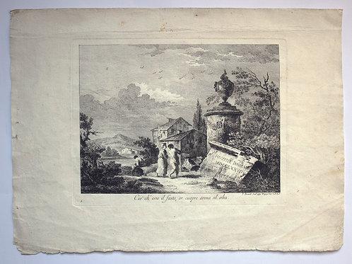 OMP.45 – BERARDI, Fabio (Siena 1728-Venezia 1788)