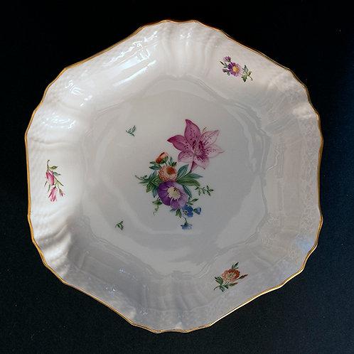 MO.14 – Piatto in porcellana, Royal Copenaghen, Ø cm 22