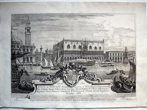 OMP.79 – MARIESCHI, Michele (Venezia 1710-43)