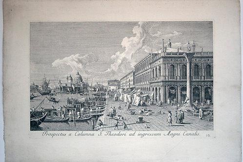 OMP.71 – VISENTINI, Antonio (Venezia 1688-1782),