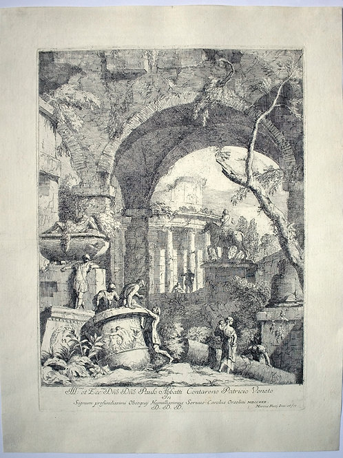 OMP.54 – RICCI, Marco (Belluno 1676-Venezia 1730)