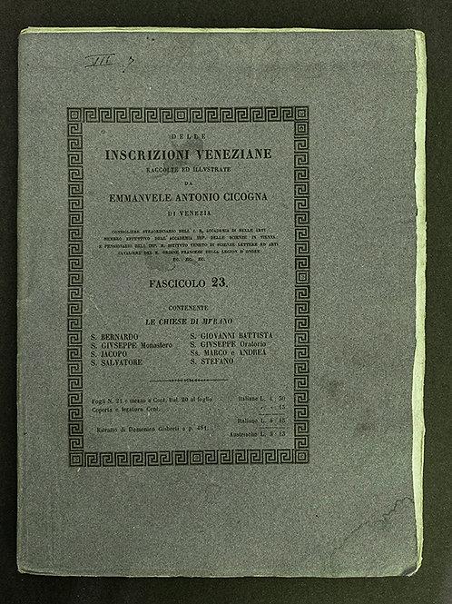 ARB.0083 – Emanuele Antonio Cicogna