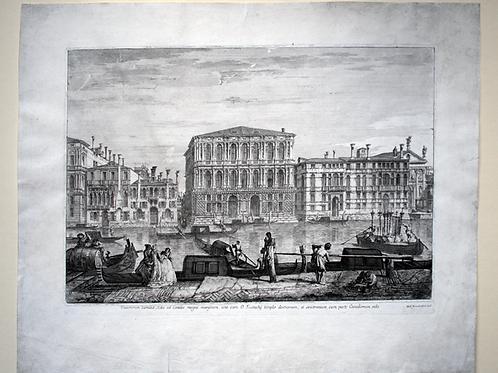 OMP.85 – MARIESCHI, Michele (Venezia 1710-43)