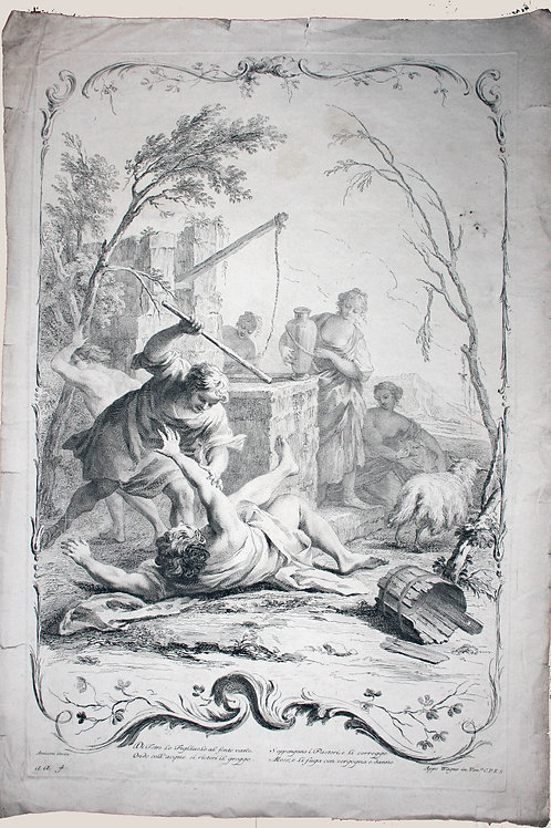 OMP.31 – AMIGONI, Jacopo (Venezia 1682-Madrid 1752)