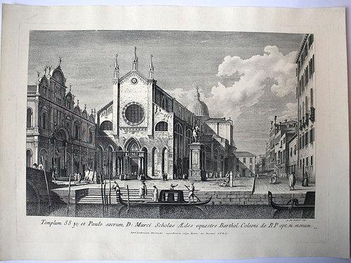 OMP.34 – BRUSTOLON, Giambattista (Venezia 1720-1796)