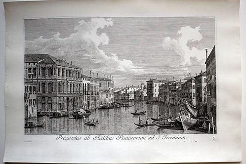 OMP.60 – VISENTINI, Antonio (Venezia 1688-1782),